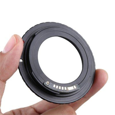 M42 Chips Lens Adapter Ring For AF III to Canon EOS EF 550D 7D 5D Camera