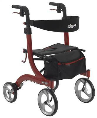 Walker Rollator in Red [ID 3264780]