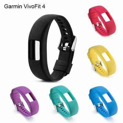 For GARMIN VivoFit 4 Band Replacement Silicone Wrist Strap Wristband OD
