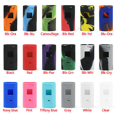 For Smok ALIEN 220W Starter Kit TC Silicone Case Cover Sleeve Wrap Skin A1
