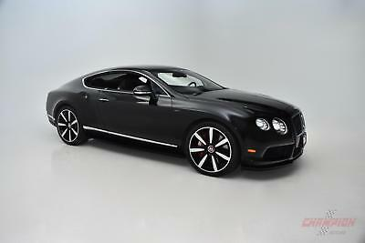 2015 Continental GT Coupe