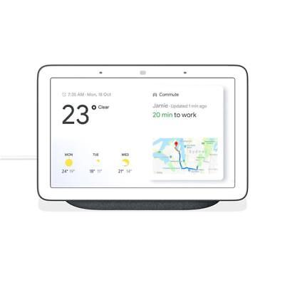 Genuine Original Google Home Hub (Charcoal) Google Office Assistant