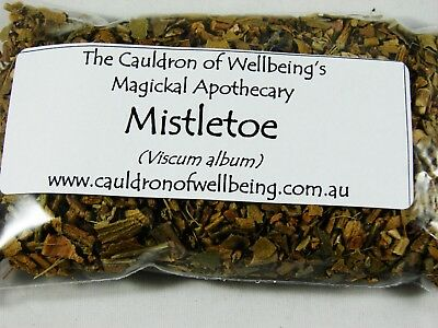 Mistletoe - Herbal Incense Magickal Potion Ritual Wicca Pagan