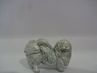 "Metall Tiere Miniatur - Hund "" Rohling - 40 mm"