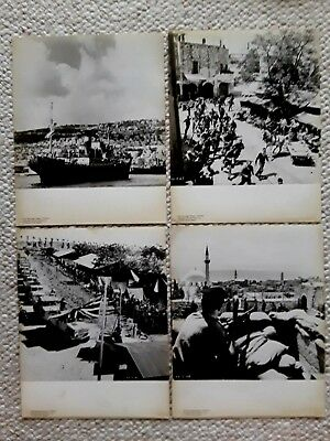 4 Rare Otto Preminger Presents Exodus Movie Photographs, U/A, Carlyle Alpina S.A
