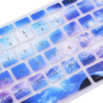 """For Apple Macbook Air Pro Retina 13"""" inch Silicone Keyboard Skin Cover Film"""