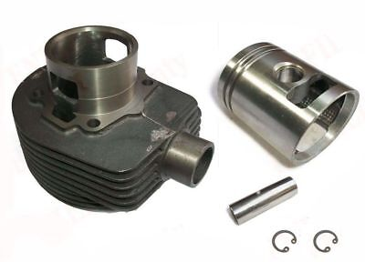New Vespa Cylinder Head With Piston 150cc Super Sprint Models AUS