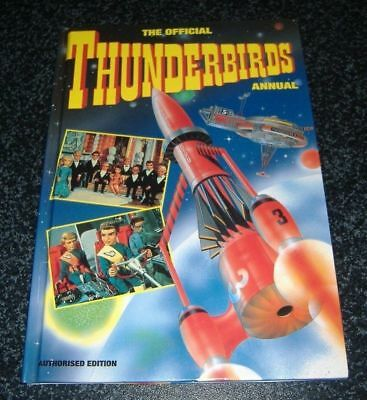 Thunderbids Official Annual for 1993