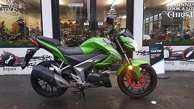 Kymco CK1 125cc motorcycle motorbike learner legal commuter naked motorcycle
