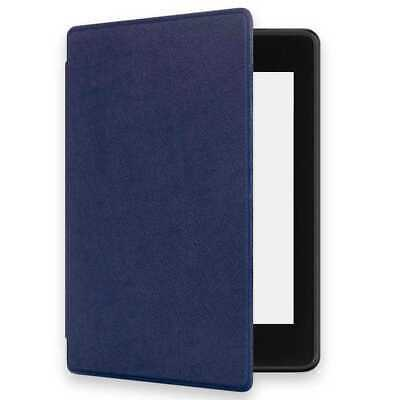 Smart Magnetic Slim Case Cover for New Kindle Paperwhite 2018 10th Gen.Dark Blue