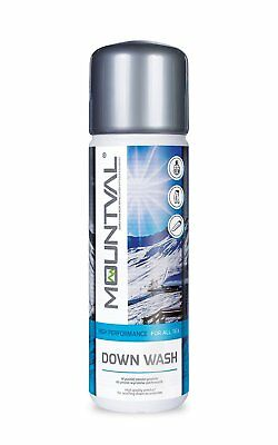 Mountval Down Wash. Performance wash-in cleaner for down-filled outdoor.