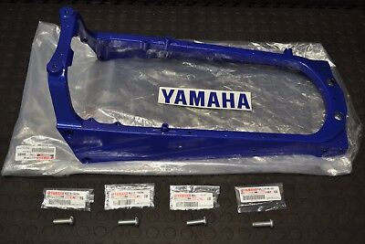 Raptor 700 Sub Frame NEW GENUINE YAMAHA 700R 2006-2018 1S3-21190-08-00 W/ BOLTS!
