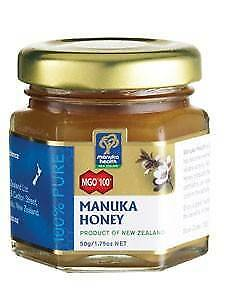 (14,60€/100g) Aktiver Manukahonig MGO 100+ - 50g Manuka Honey Manuka Health