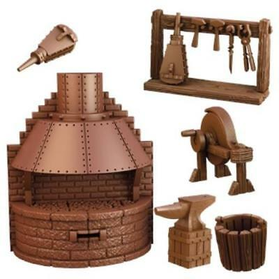 Mantic Fantasy Terrain 28mm Blacksmith's Forge Box SW