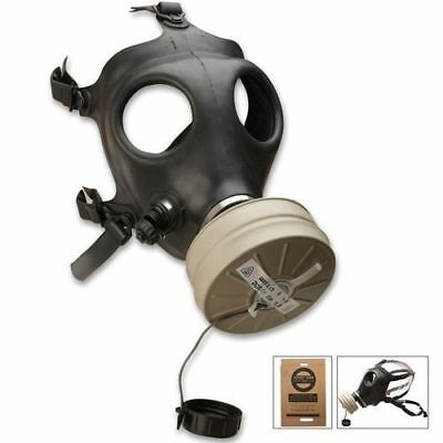 Israeli Gas Mask With Filter SURPLUS Never Issued
