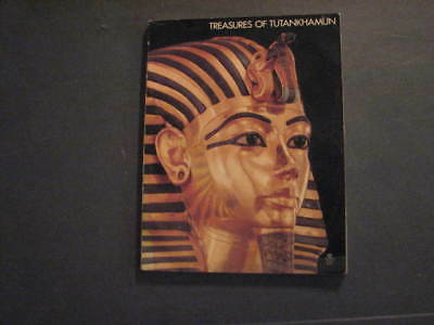 Treasures of Tutankhamun by Katherine Stoddert Gilbert