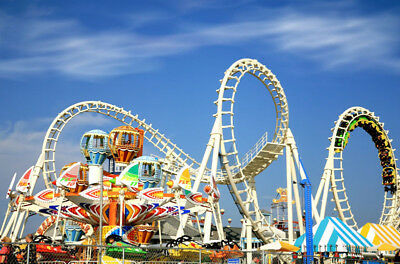 4 Six Flags Tickets
