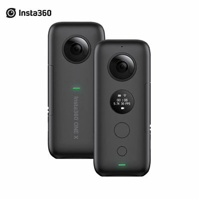 Insta360 ONE X 5.7K HD VR 360°Panoramic Live Streaming Sport Camera Camcorder DV