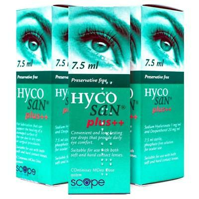 Hycosan Plus + Green 3 PACK 3x 7.5ml Bottles