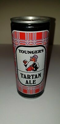 Younger's Vintage Tartan Ale Can