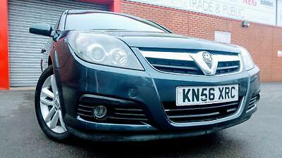 VAUXHALL SIGNUM 1.9CDTi DESIGN 2006-56 / S-HISTORY / IDEAL ESTATE / FACE-LIFT