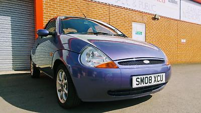 Ford Ka 1.3 Zetec Climate 2008 / Very Low Miles / Wow 74,k Only / Bargain!!