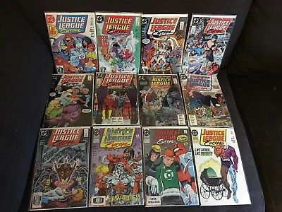 Justice League Europe / International DC Issues 1-68 Complete Run Set NM JLA