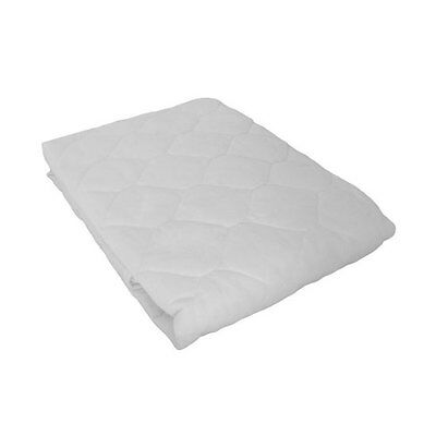 Ramesses Soft Quilted Fitted Mattress Protector Double Bed Size