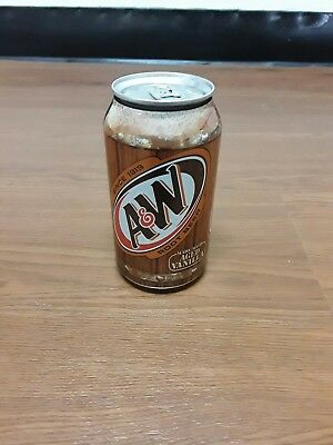A&W Root Beer 12oz Soda Can Diversion Safe Stash Secret Container Hidden