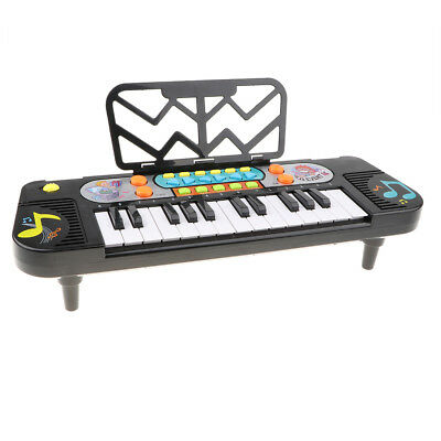 Electronic Organ Musical Instrument 25 Keys Keyboard Kids Educational Toy