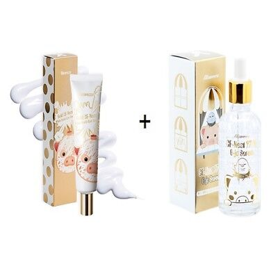 [Elizavecca] Gold CF-Nest White Bomb Eye Cream+CF-Nest Extract 97% B-jo Serum