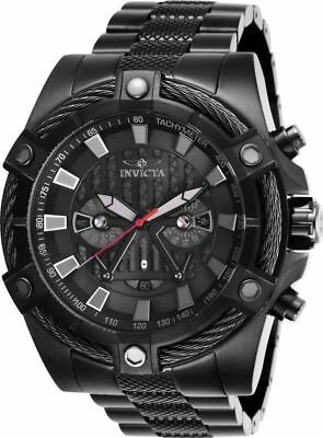 INVICTA Star Wars Darth Vader Black Ion Bolt Limited Edition Mens 1977 Watch NEW