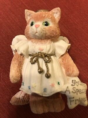 """Enesco Calico Kittens """" You're A Special Friens"""""""