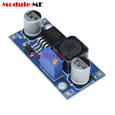 5PCS DC-DC Adjustable Step up boost Power Converter Module XL6009 Replace LM2577
