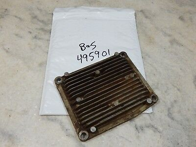 Briggs & Stratton 495901 Crankcase Cover 18hp 20hp Flat Head Opposed Twin