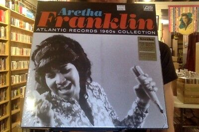 Aretha Franklin Atlantic Records 1960s Collection 6xLP box set sealed vinyl