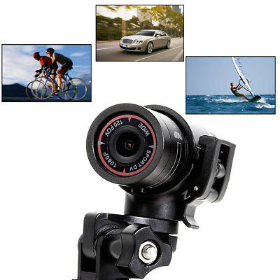 Full HD 1080P DV Mini Waterproof Sports Camera Helmet Bike Action DVR Cam Video#