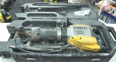 Dewalt 30mm HEX 1600w Demolition Breaker 16kg D25961K-XE Jackhammer From $1.00