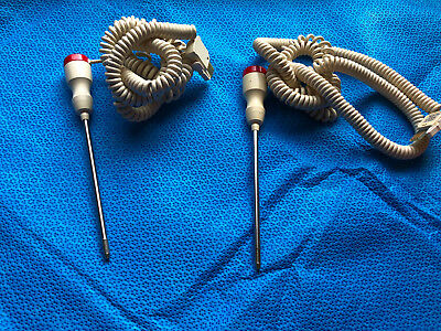 Welch Allyn 02679-100 Rectal Temperature Probe Lots of 2