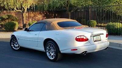 2002 Jaguar XKR premium XKR convertible with  Outstanding service history
