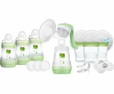 MAM Breastfeeding Starter Set