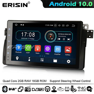 "9"" Android 8.1 DAB+ Autorradios GPS Radio BMW 3 Series E46 M3 Rover75 MG ZT TPMS"