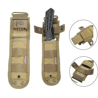 Tactical EMERSON Knife Holder Holster Pouch Portage Fit SOG M37 Butterfly 141