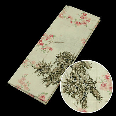 Japanese traditional towel TENUGUI SHISHI LAION 10004729 NEW COTTON FROM JAPAN