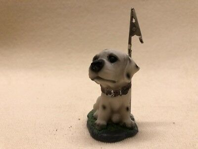 Dog's ornament toy Dalmatian new Free shipping