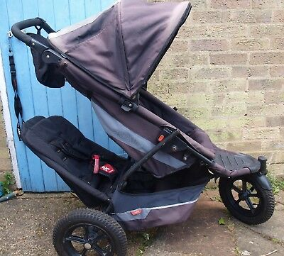 Phil and Teds Explorer Buggy, Twin Pushchair, Double Pushchair Buggy Pram,