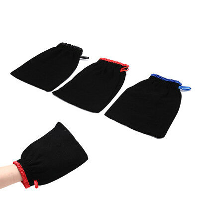 Shower glove exfoliating mitt scrub glove body massage sponge body cleaning   I