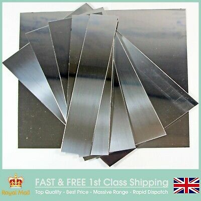 Stainless Steel 316 Sheet Plate 0.5mm to 2.5mm - UK Made Top Quality