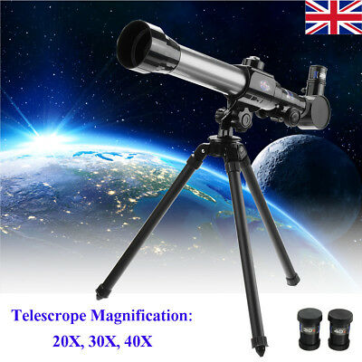 Children Microscope Telescope Science Nature Education Astrology Kids Toy Xmas