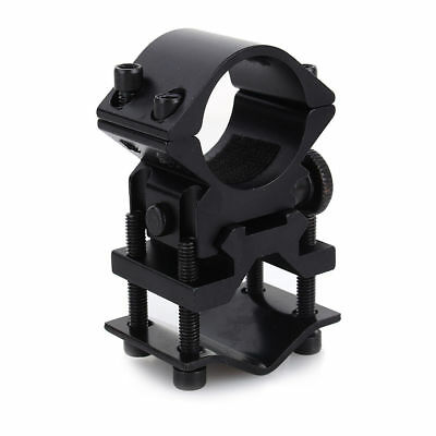 Tactical 25mm Scope Laser Flashlight Ring Mount Holder Clamp For Gun Rifle HOT